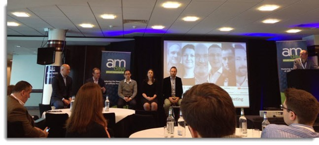 Affiliate Management Days Panel