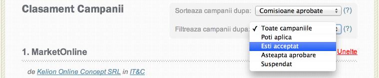 filtrare_campanii_2parale