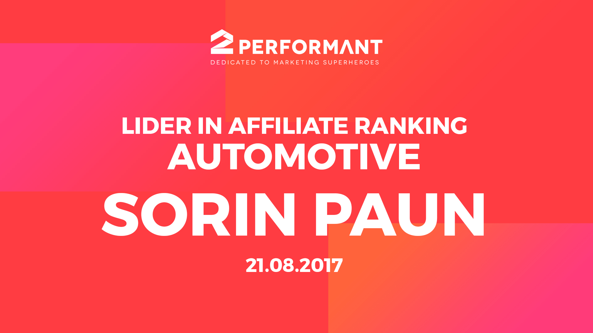 Affiliate ranking top affiliate sorin paun
