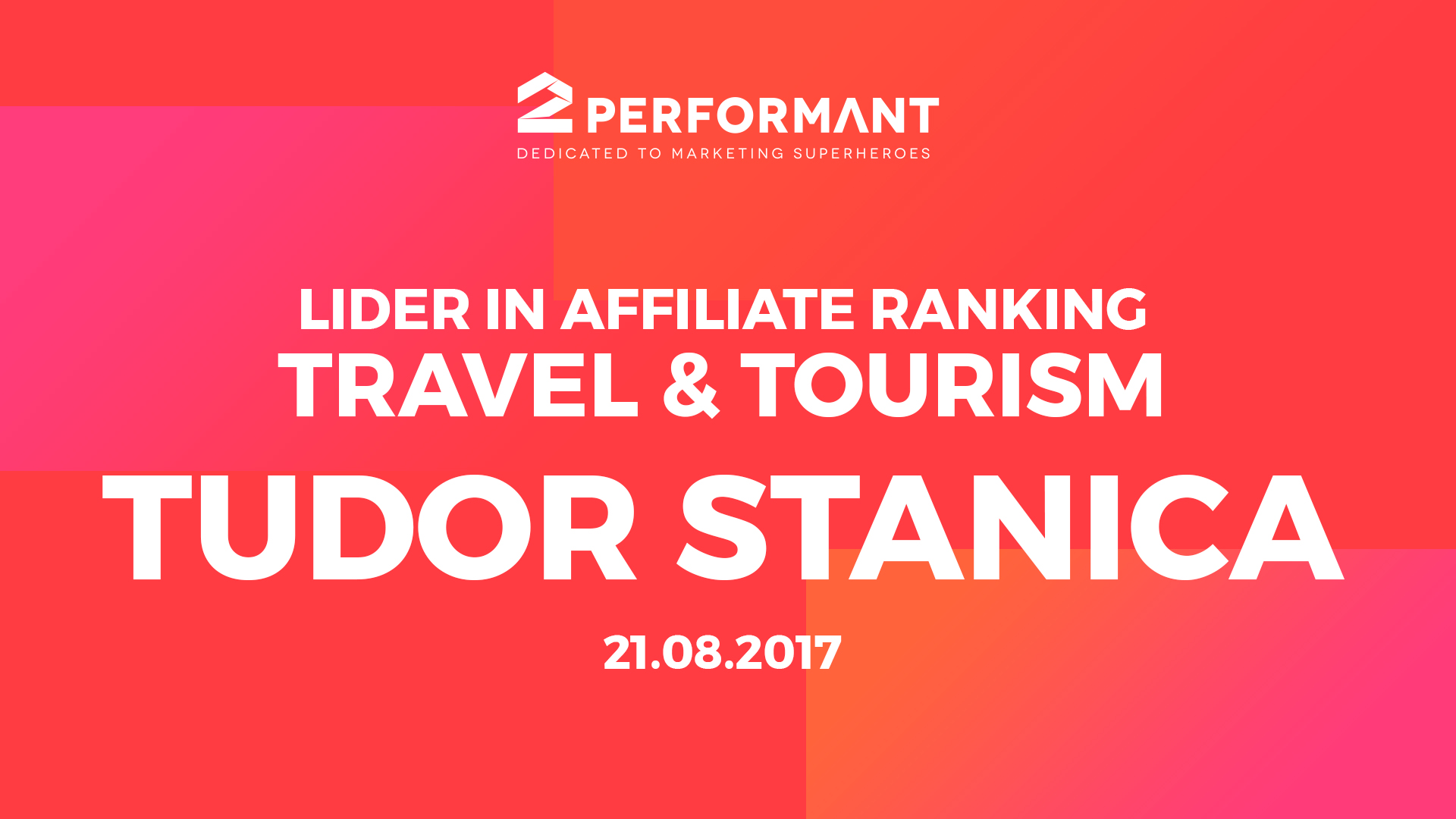 Affiliate ranking top affiliate travel tudor stanica